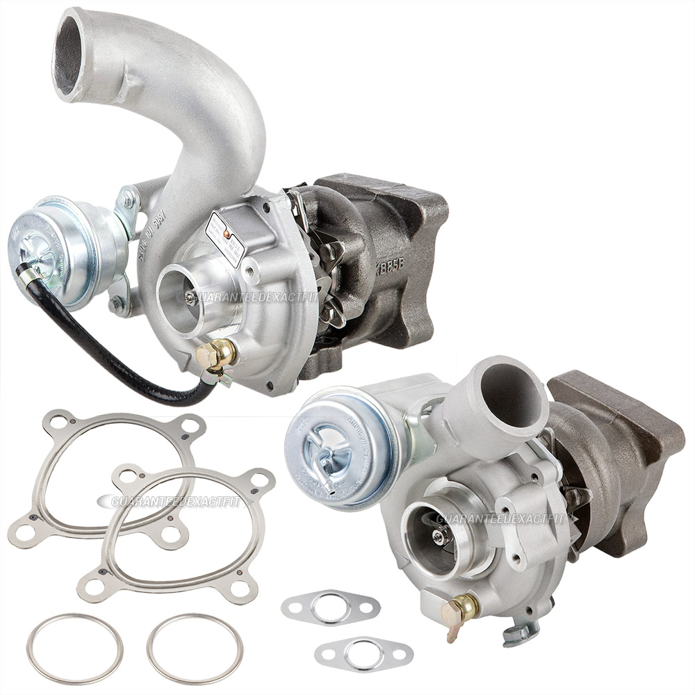 Audi Allroad Quattro Turbocharger and Installation Accessory Kit