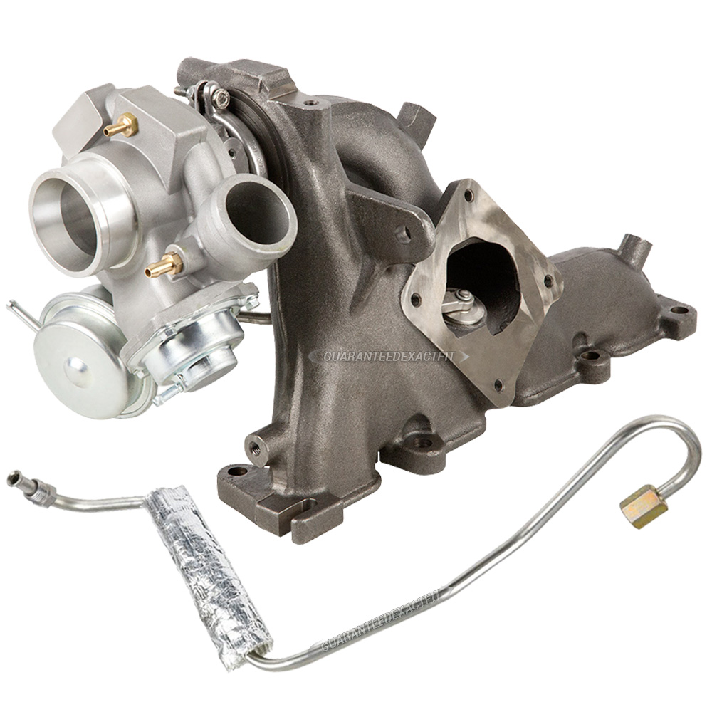 Dodge Neon Turbocharger and Installation Accessory Kit