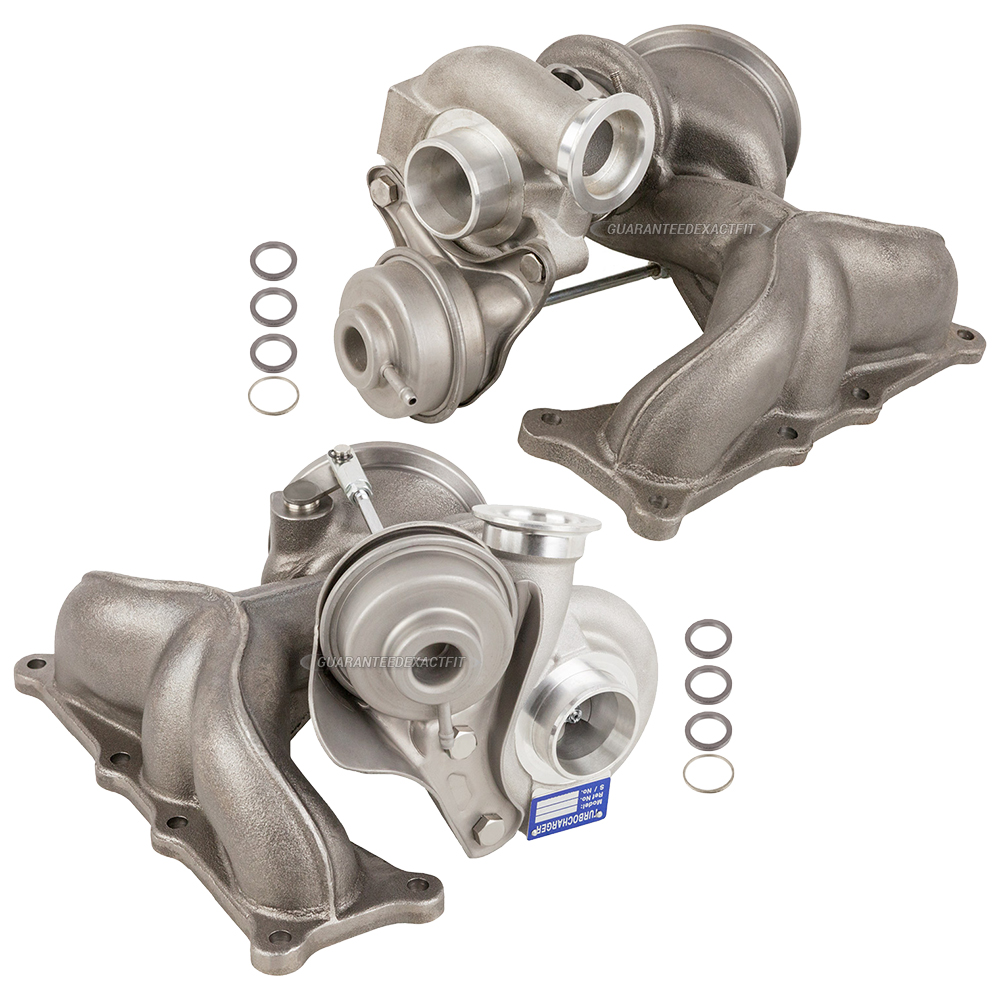 BMW  Turbocharger and Installation Accessory Kit