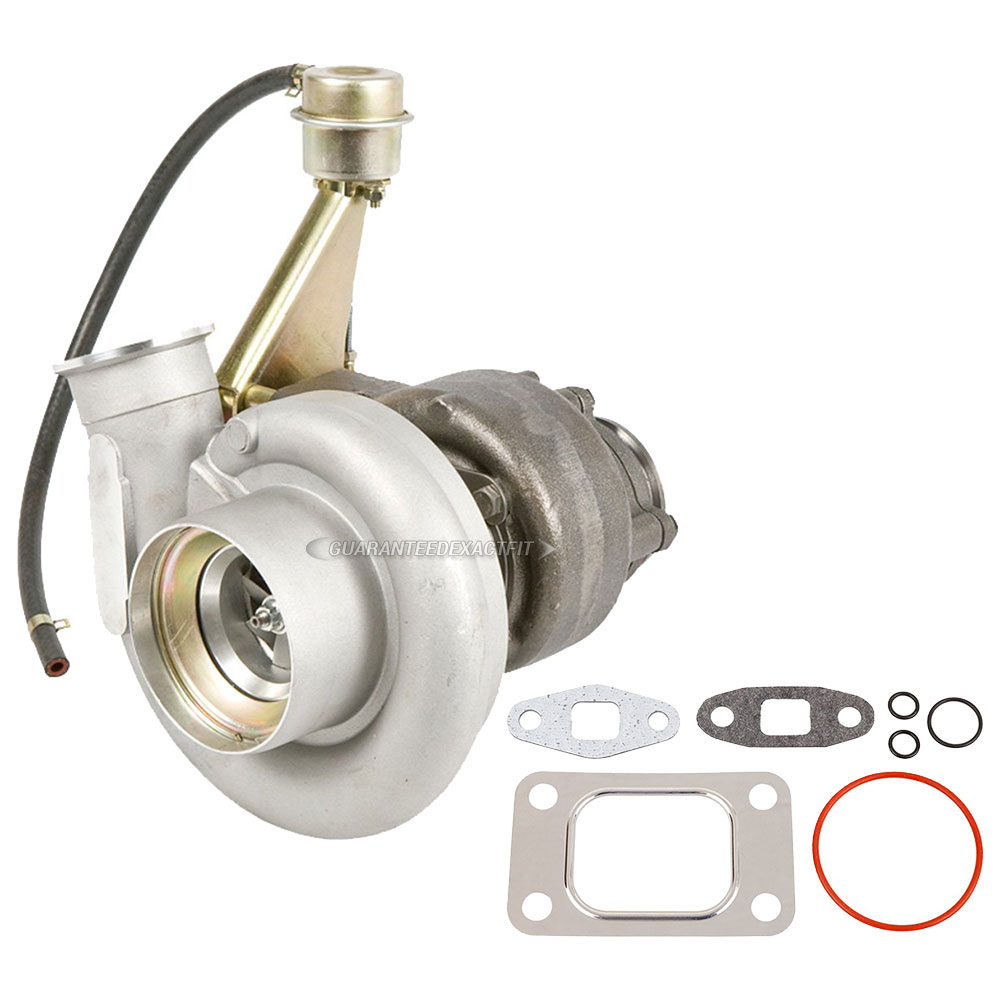 Dodge Ramcharger Turbocharger and Installation Accessory Kit