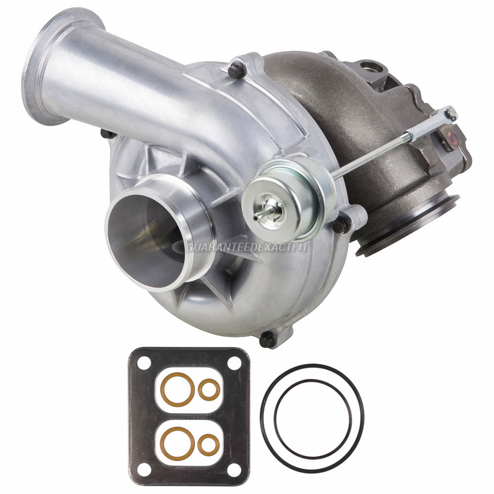 BuyAutoParts 40-80424V1 Turbocharger and Installation Accessory Kit