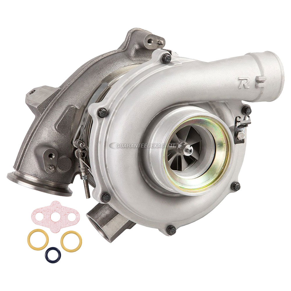 2005 Ford F Series Trucks Turbocharger And Installation