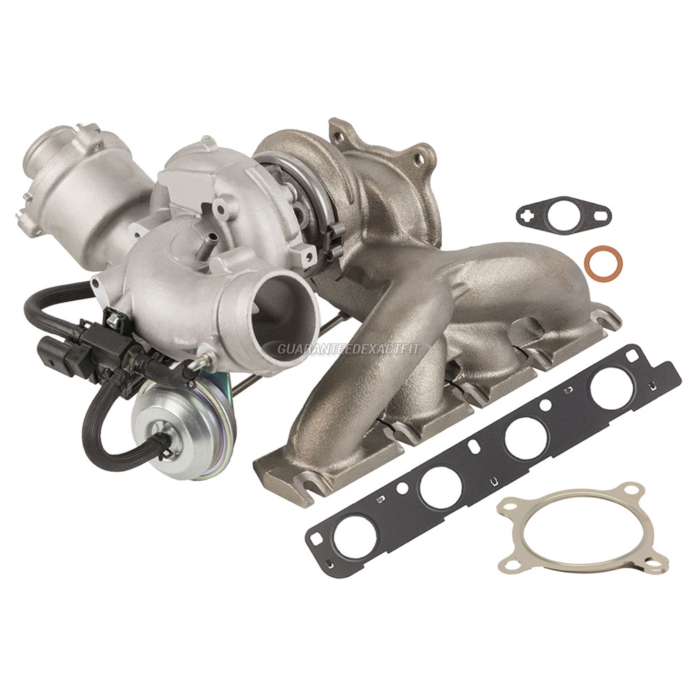 Audi allroad Turbocharger and Installation Accessory Kit