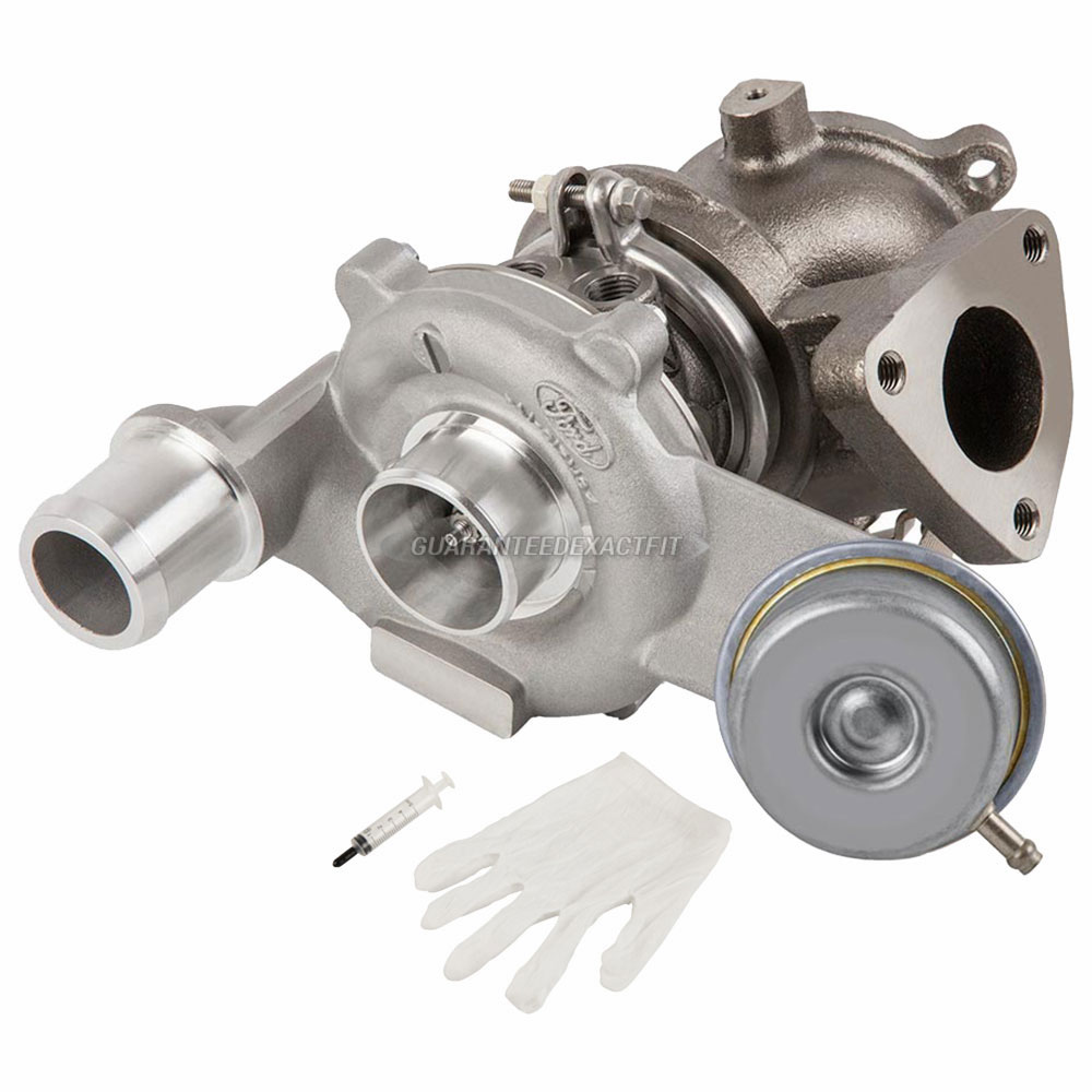 Lincoln Mks Parts: Lincoln MKS Turbocharger And Installation Accessory Kit