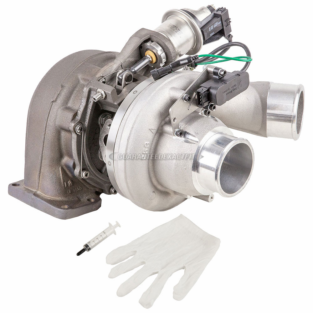 2006 Mack All Models Turbocharger And Installation Accessory Kit Mack Ac460p Engine