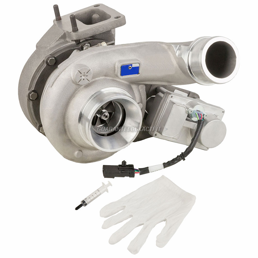 BuyAutoParts 40-8160620 Turbocharger and Installation Accessory Kit