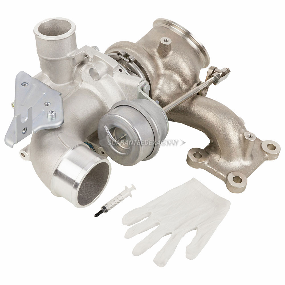 Ford Edge Turbocharger And Installation Accessory Kit