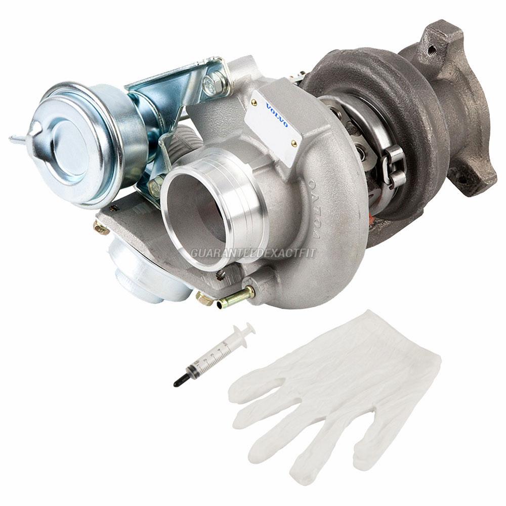 Volvo V70 Turbocharger and Installation Accessory Kit - OEM