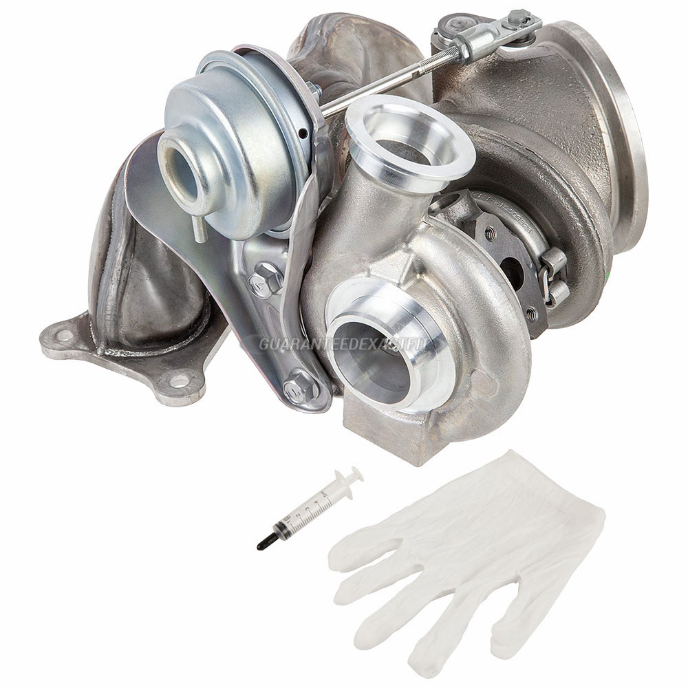 BMW 335i xDrive Turbocharger and Installation Accessory Kit