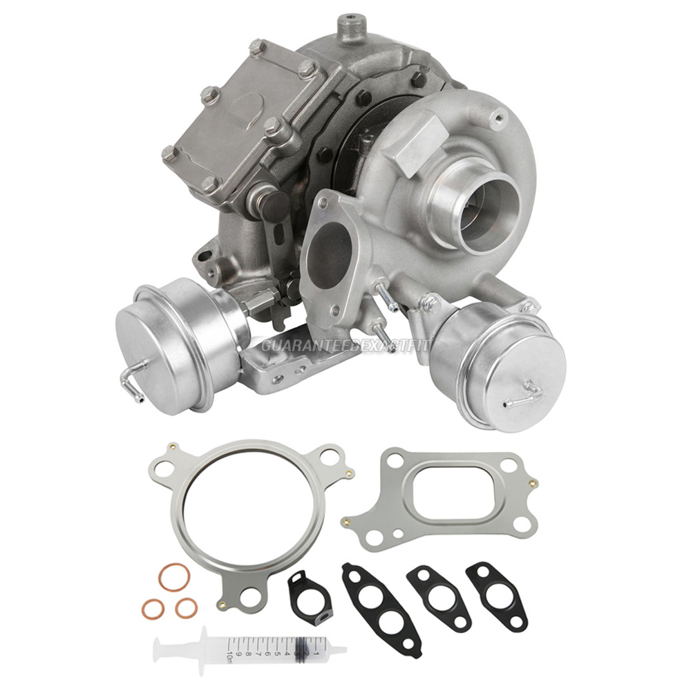 2008 Acura RDX Turbocharger And Installation Accessory Kit