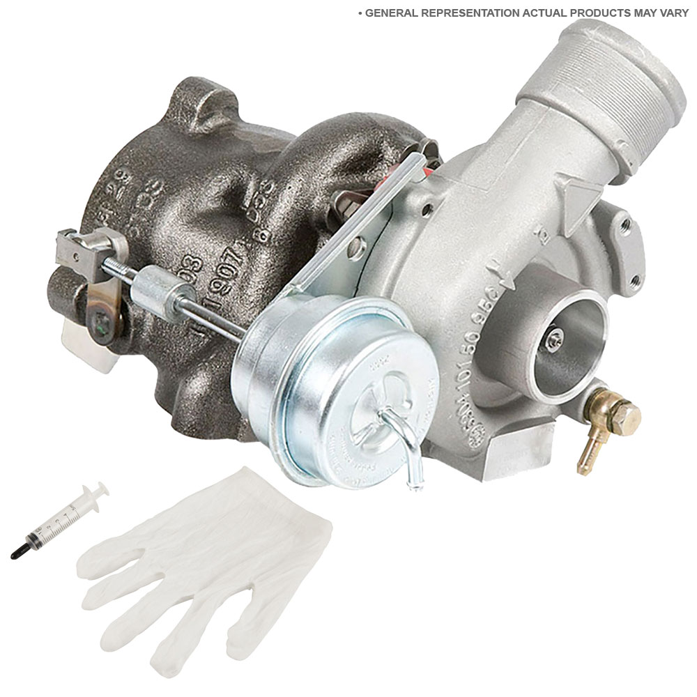 BuyAutoParts 40-8226121 Turbocharger and Installation Accessory Kit