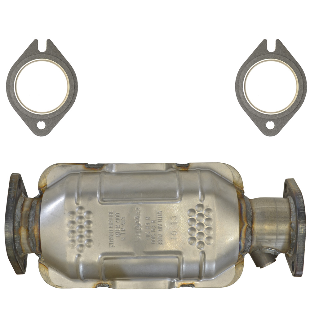 Eastern Catalytic 40372 Catalytic Converter EPA Approved