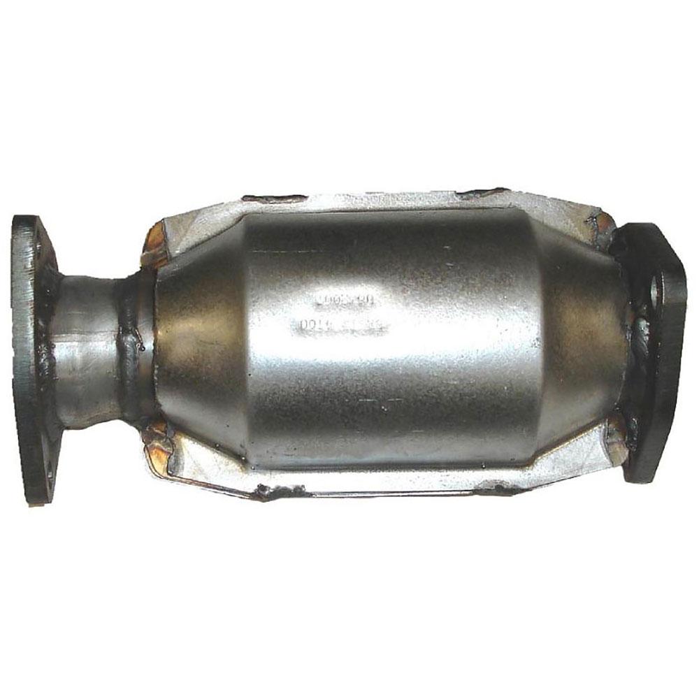 Honda Pilot Catalytic Converter