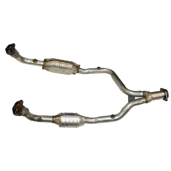 Land Rover Discovery Catalytic Converter EPA Approved