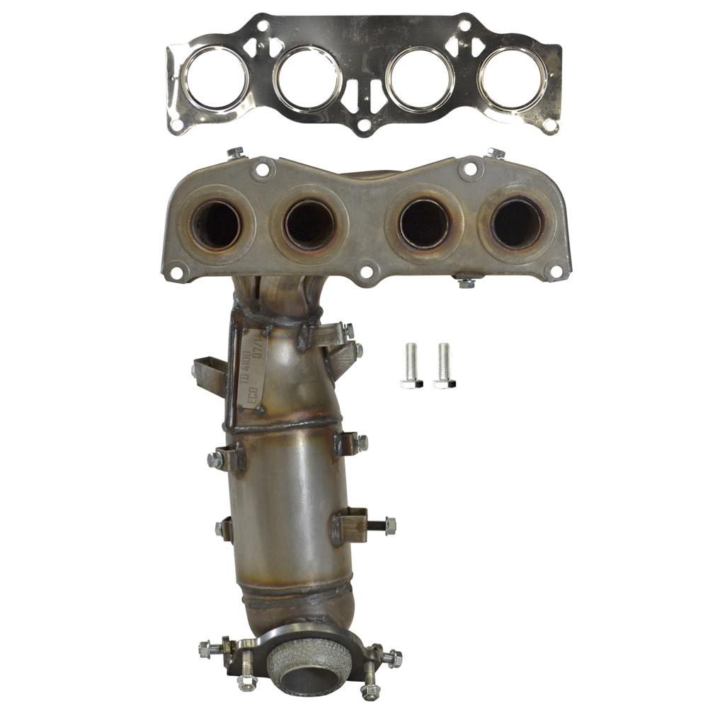 Eastern Catalytic 40632 49 State Catalytic Converter