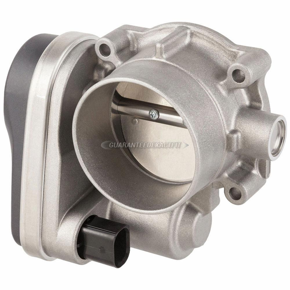 Dodge Challenger Throttle Body