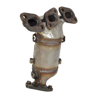 Eastern Catalytic 40914 Catalytic Converter EPA Approved