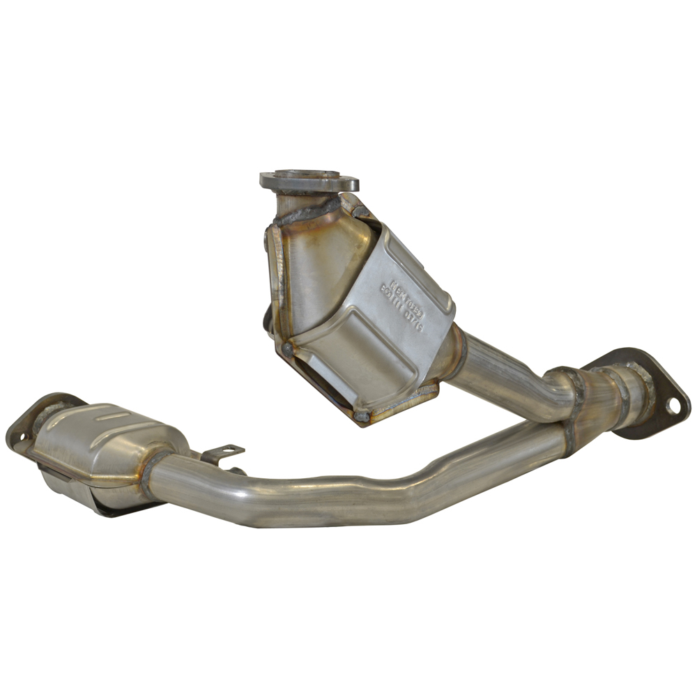 Eastern Catalytic 40991 Catalytic Converter EPA Approved