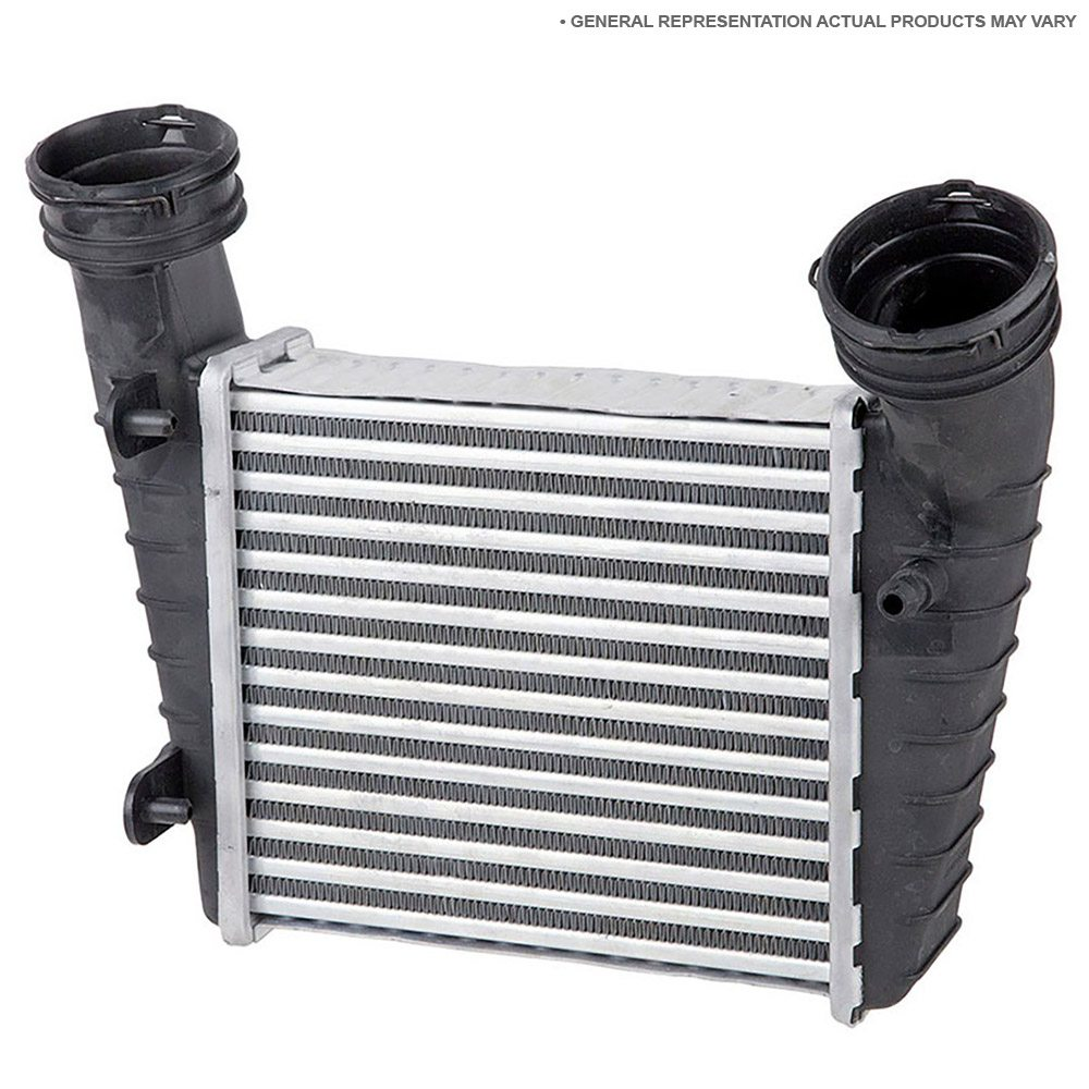 BMW 335is Intercooler