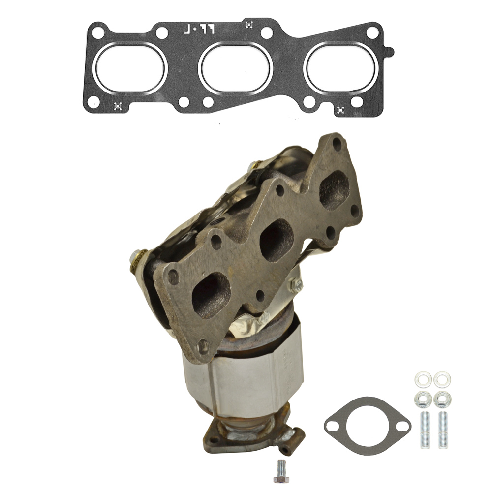 Eastern Catalytic 41111 Catalytic Converter EPA Approved