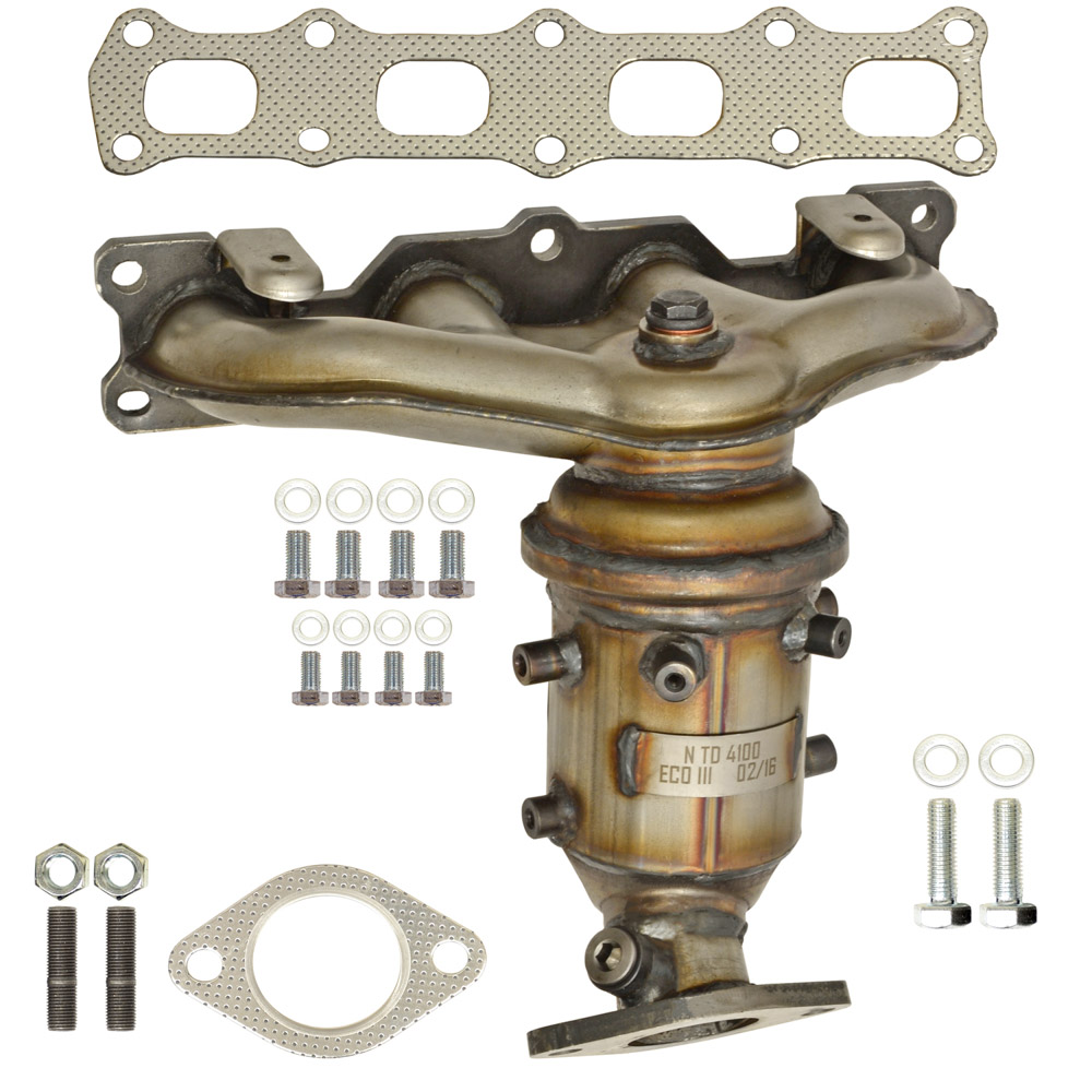 Eastern Catalytic 41131 Catalytic Converter EPA Approved