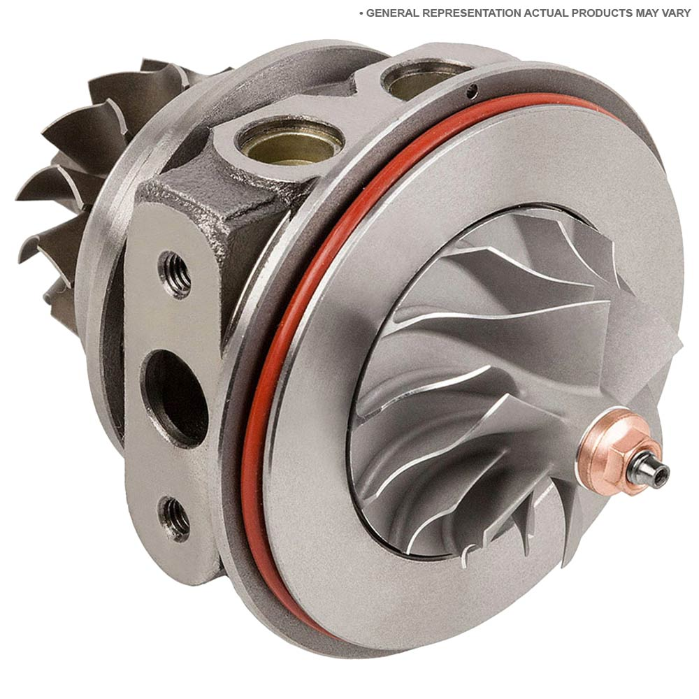 Audi Allroad Quattro Turbocharger CHRA / Center Section
