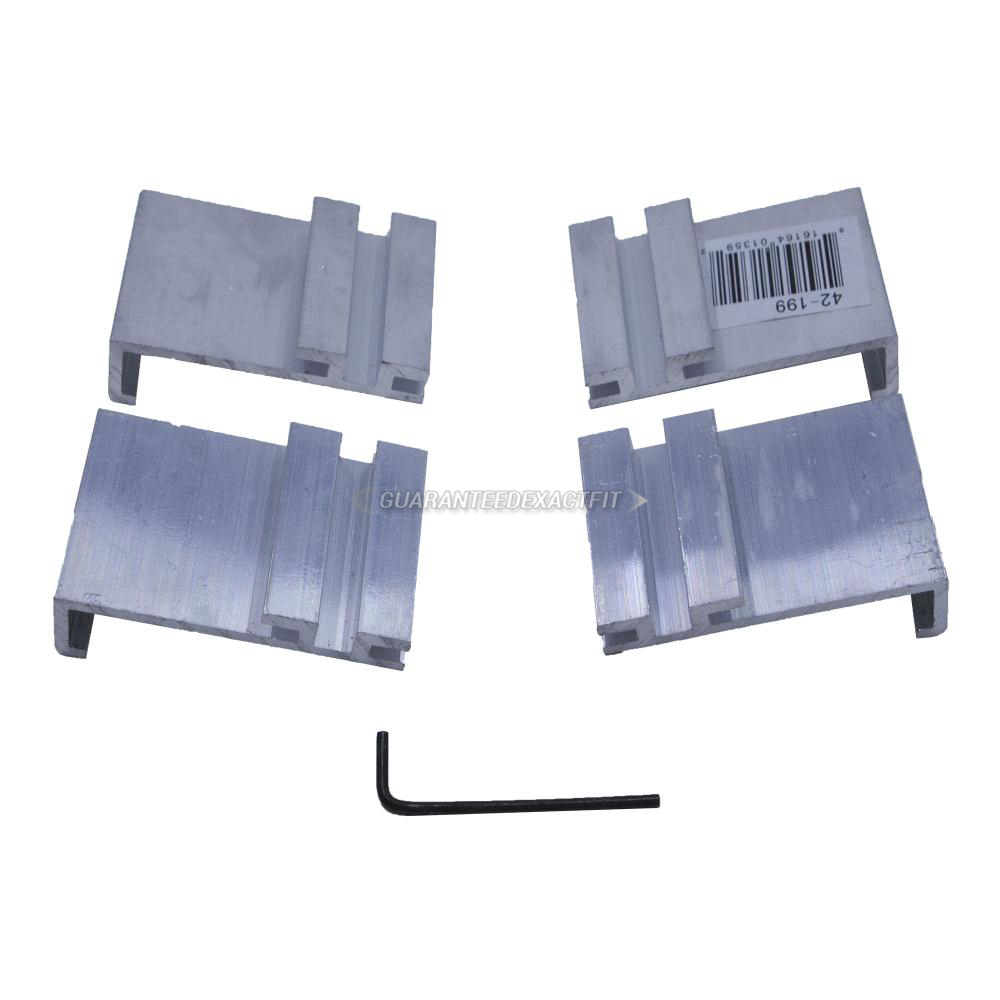 Tonneau Cover Hardware Kit