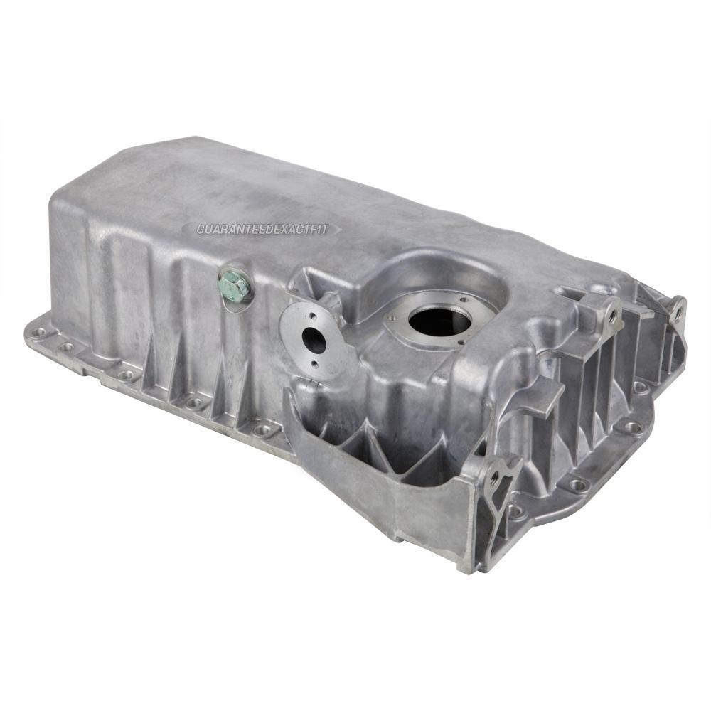 2001 Volkswagen Jetta Engine Oil Pan 1 8 L Engine 34 30083 An