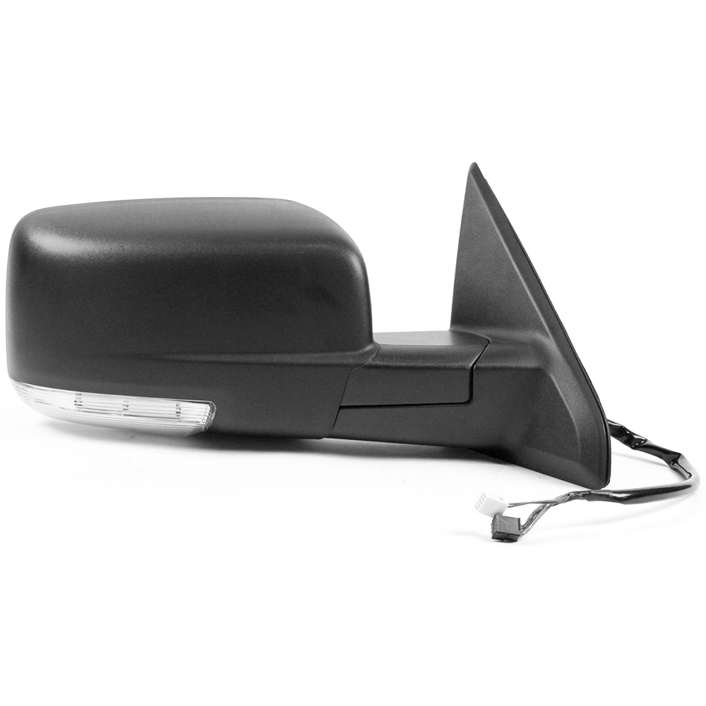 BuyAutoParts 14-12336ME Side View Mirror