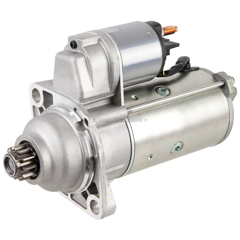 2000 Volkswagen New Beetle Transmission: 2000 Volkswagen Golf Starter 1.9L Diesel Engine
