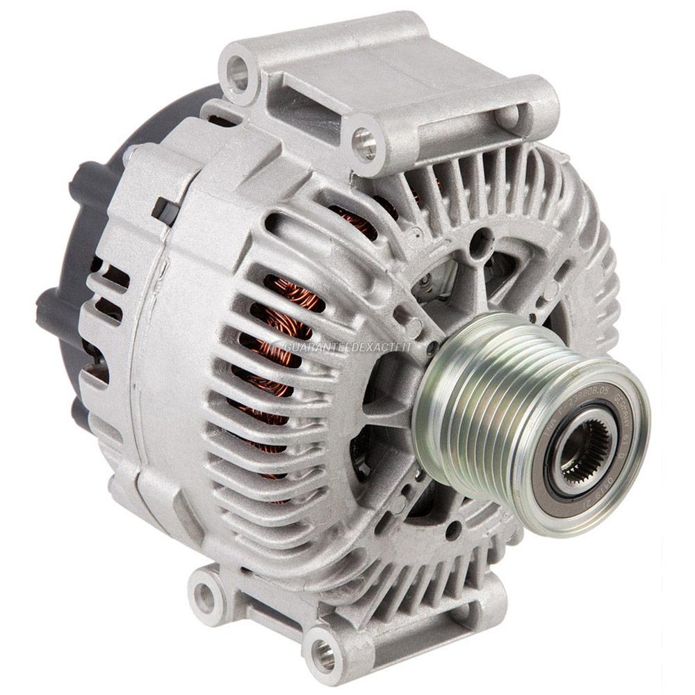 2007 Jeep Grand Cherokee Alternator 3.0L Diesel Engine