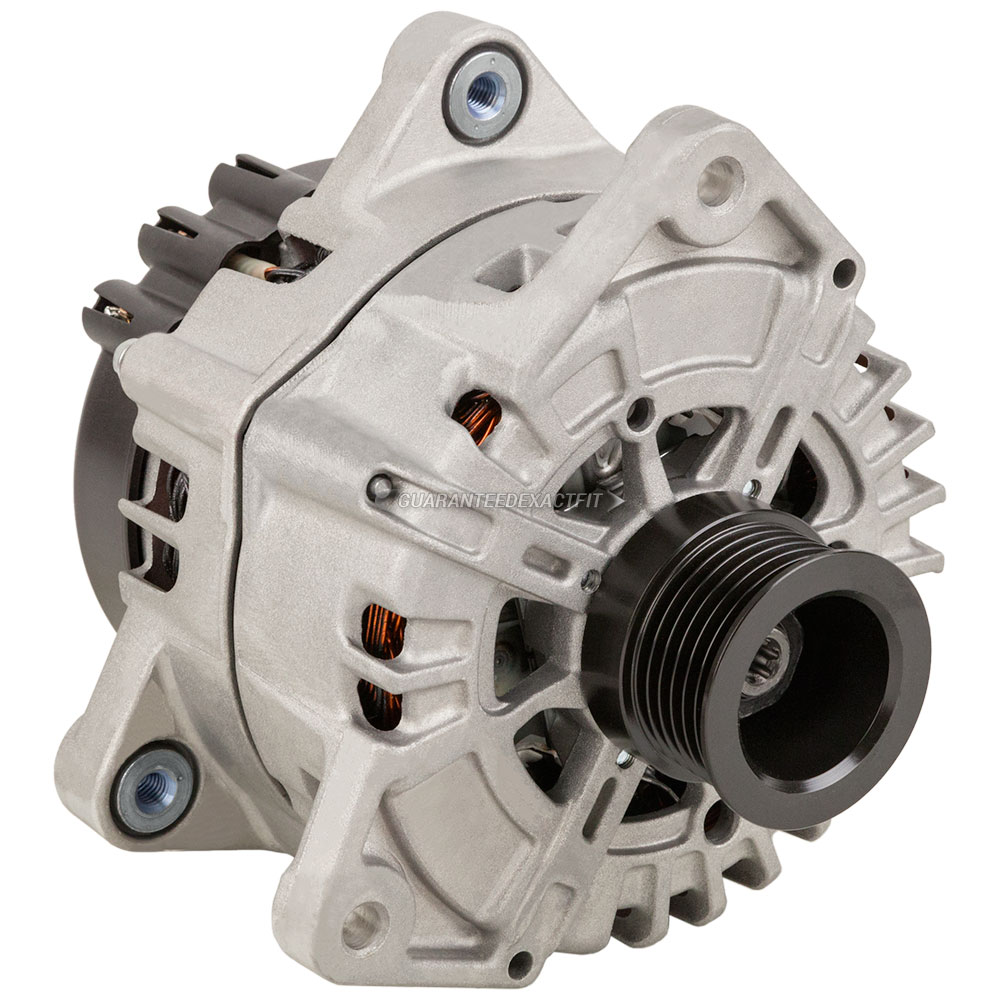 Mercedes_Benz ML550 Alternator