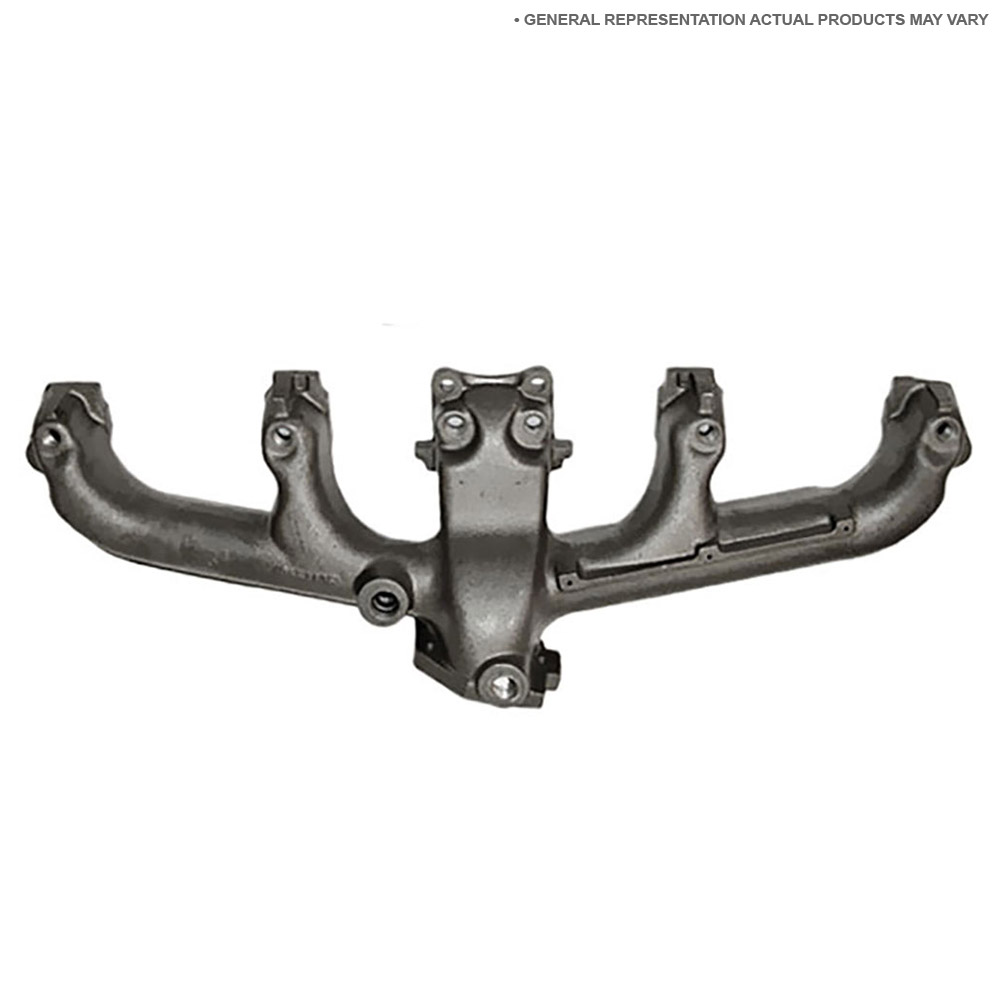 2004 Nissan Maxima Exhaust Manifold
