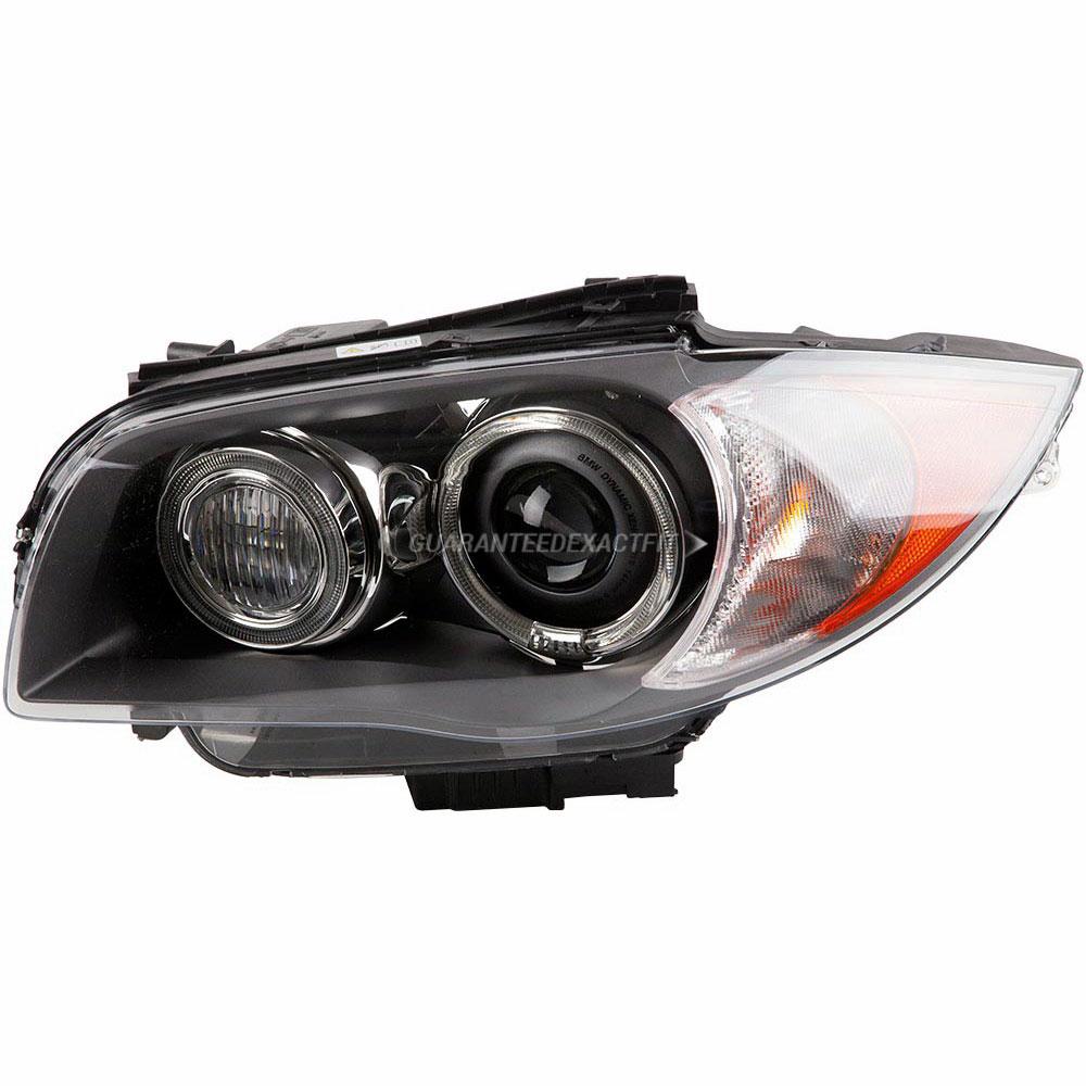BMW 128i Headlight Assembly
