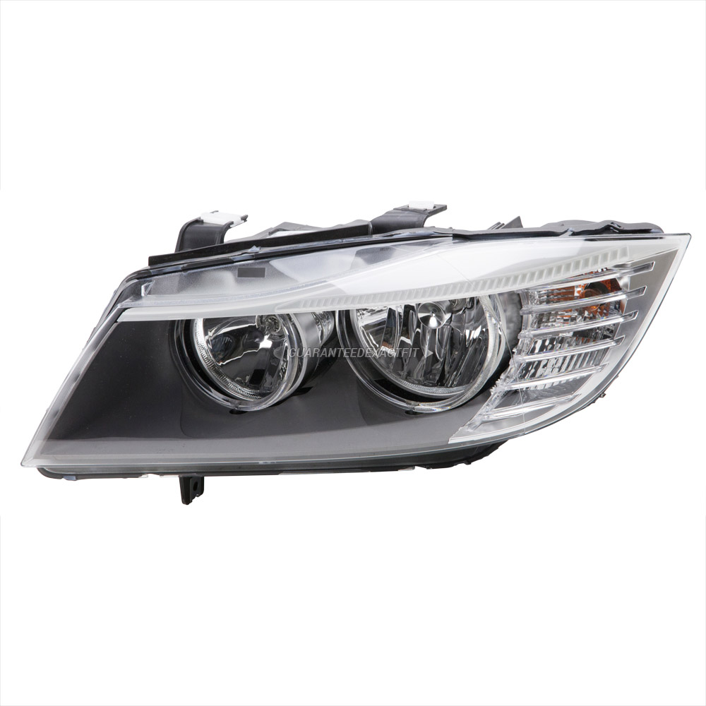 2011 BMW 328i XDrive Headlight Assembly Left Driver Side