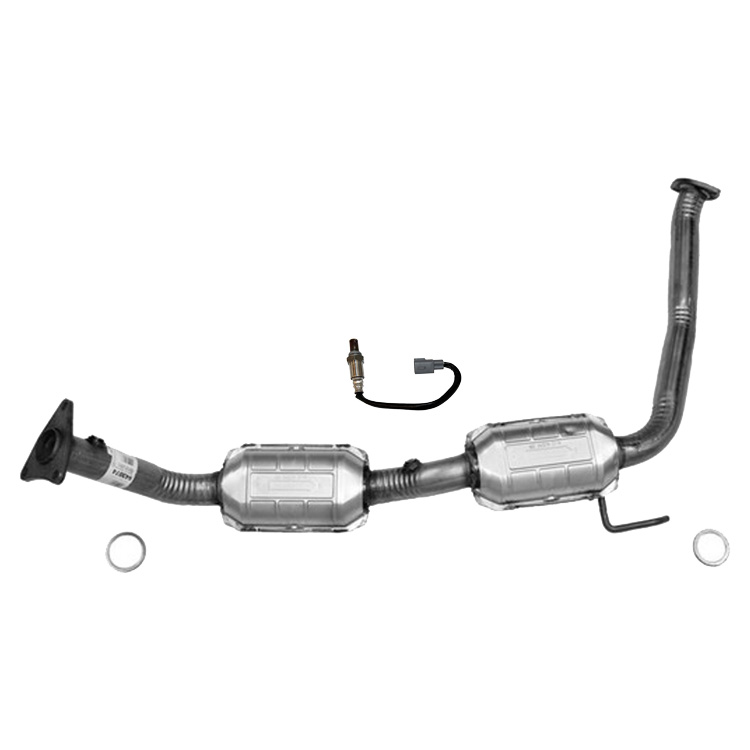 Catalytic Converter Epa Approved And O2 Sensor: 2004 Toyota Tundra Catalytic Converter At Woreks.co