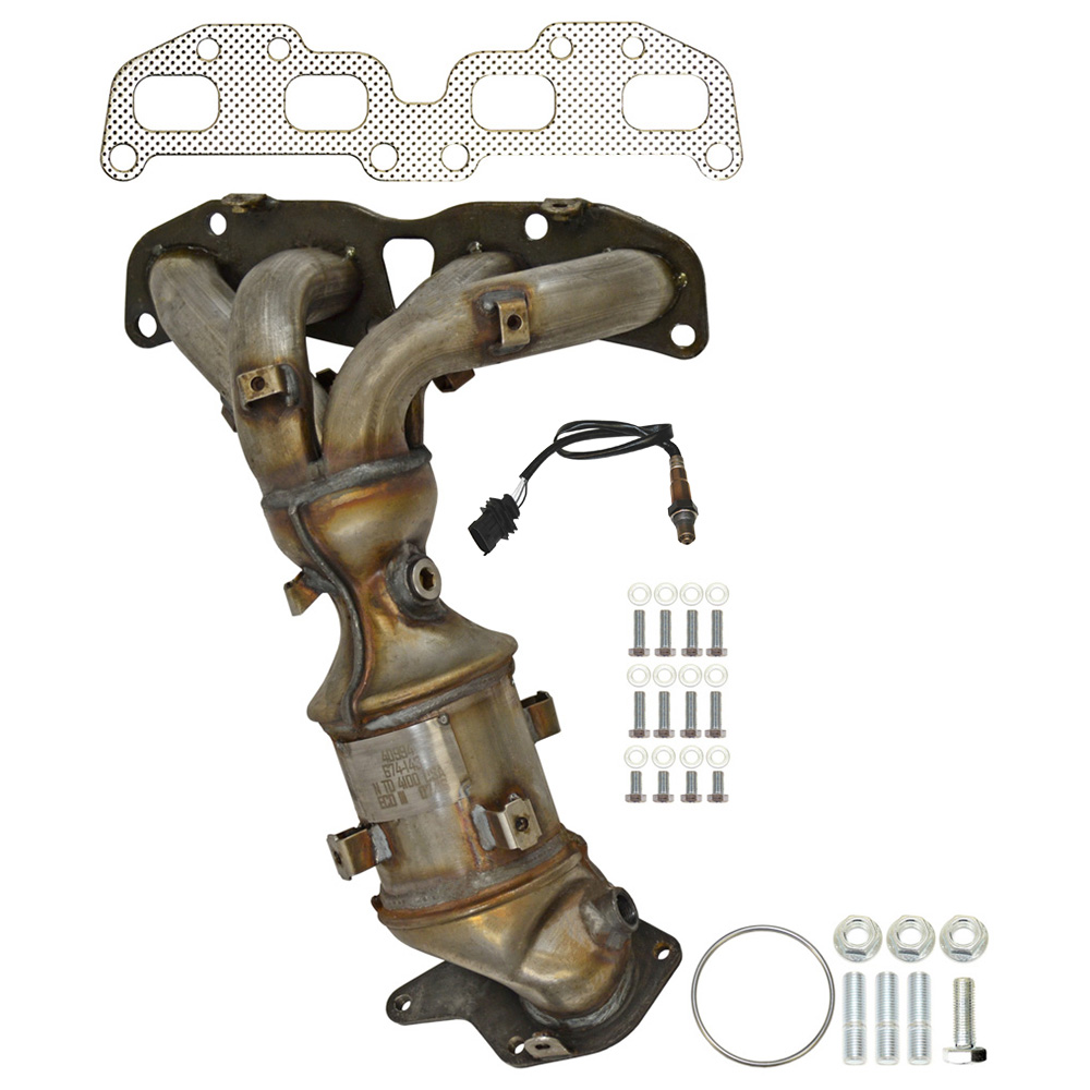 2010 Nissan Rogue Camshaft: 2012 Nissan Rogue Catalytic Converter EPA Approved And O2