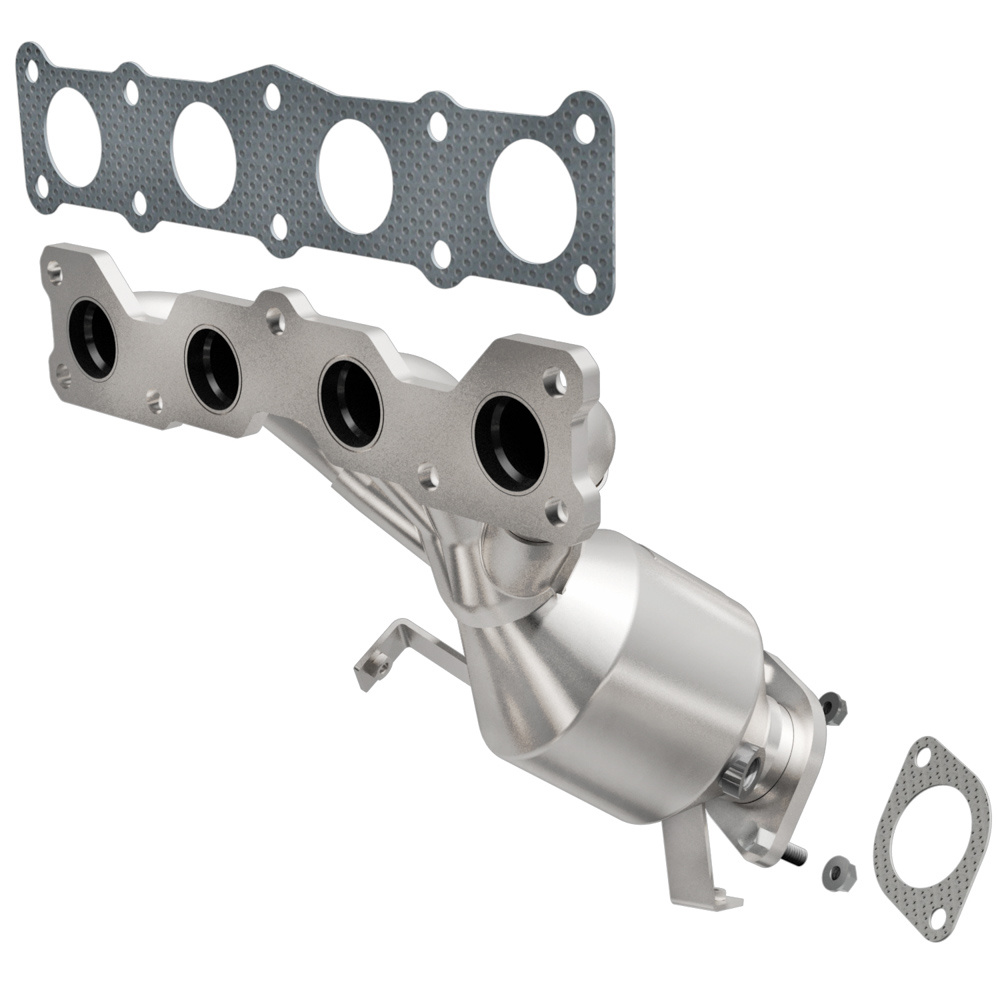 MagnaFlow Exhaust Products 452047 Catalytic Converter CARB Approved