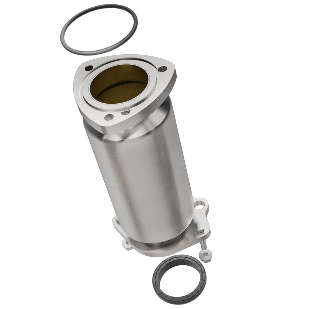 MagnaFlow Exhaust Products 456018 Catalytic Converter CARB Approved