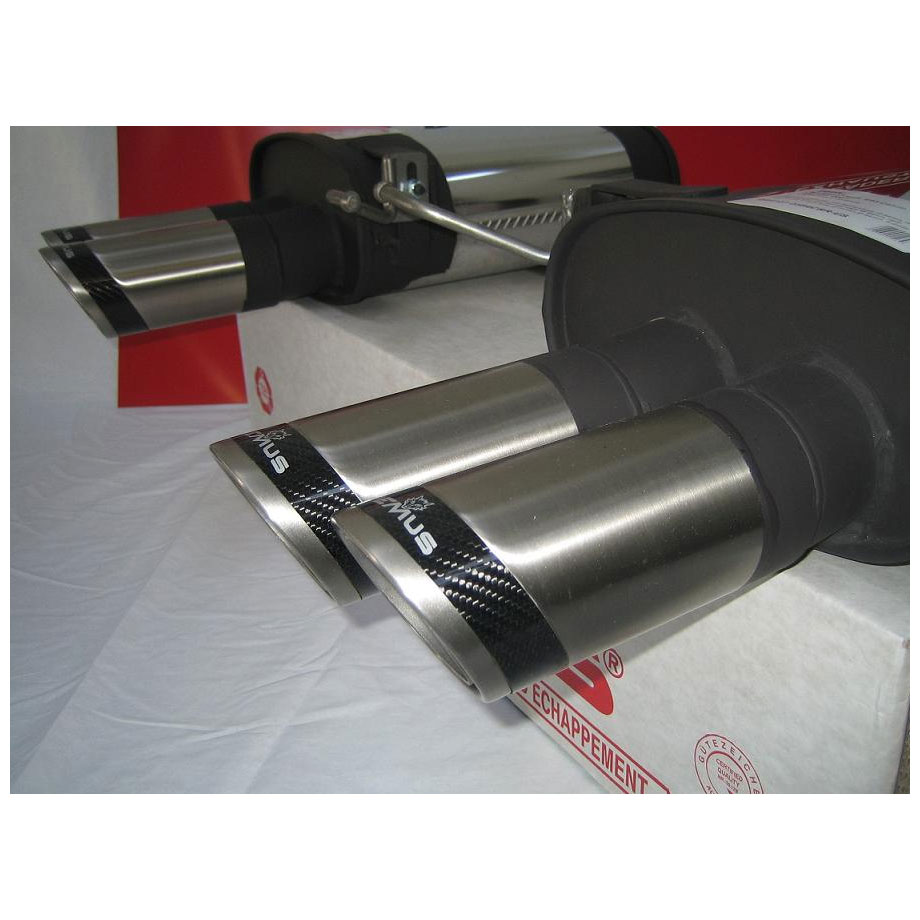 Performance Muffler 46-50411 RM