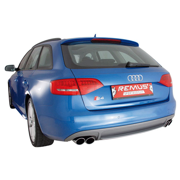 Audi  Performance Exhaust System