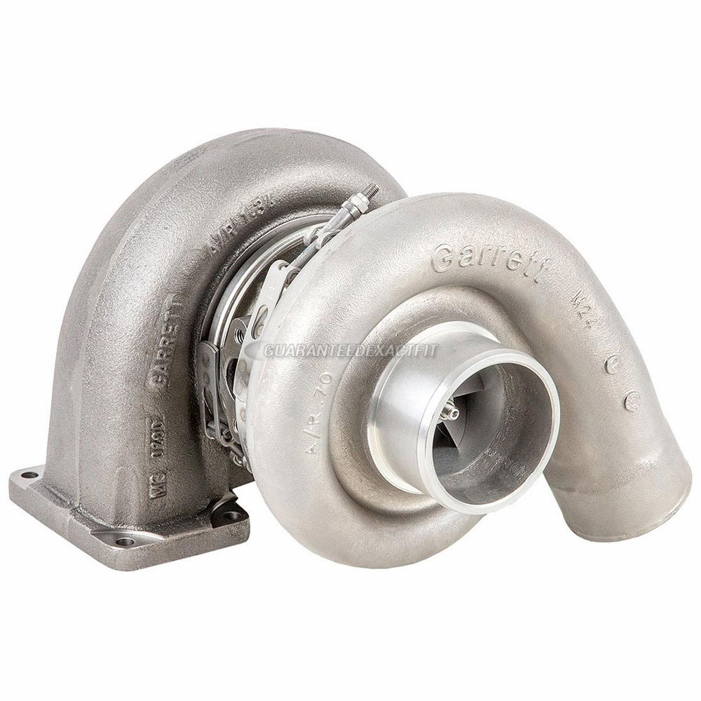 Allis Chalmers  Turbocharger
