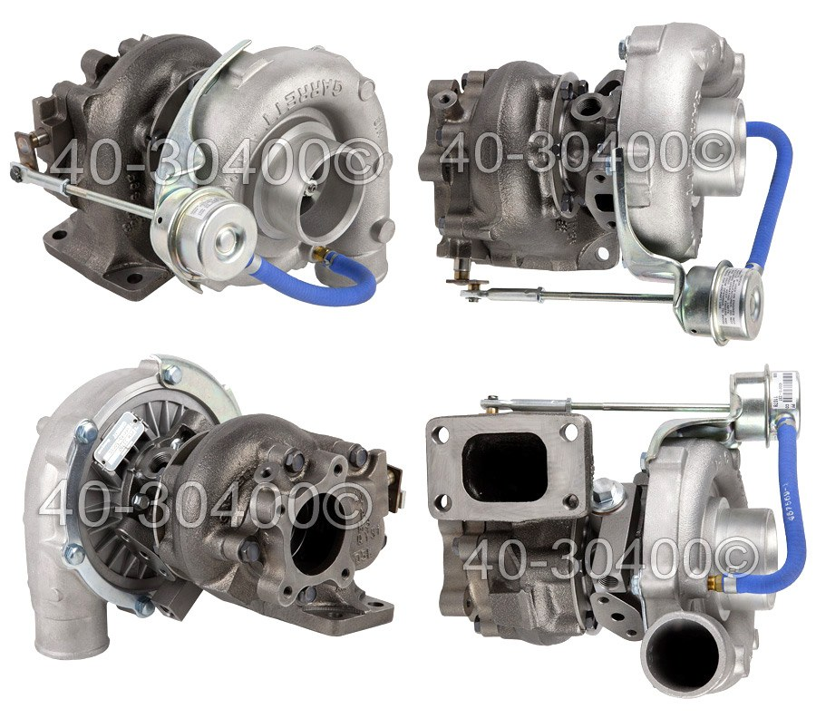 Hino Trucks Turbocharger