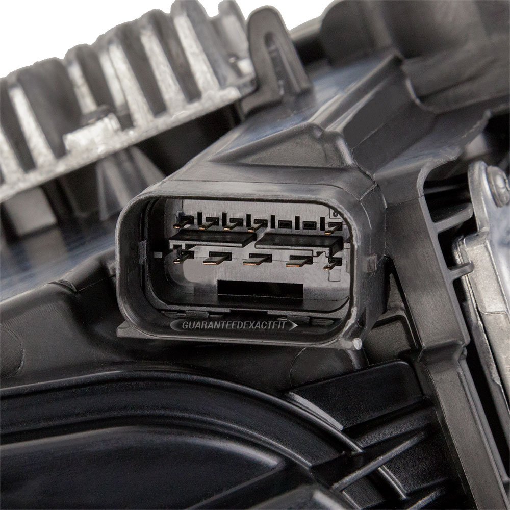 2014 BMW X1 Headlight Assembly Right Passenger Side