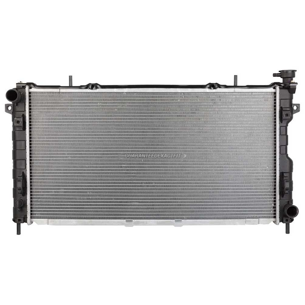 2006 Chrysler Town Country: 2006 Chrysler Town And Country Radiator All Models 19-00905 ON
