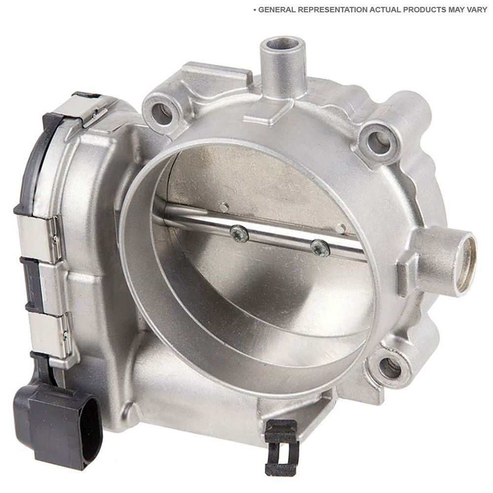 2001 BMW 525 Throttle Body