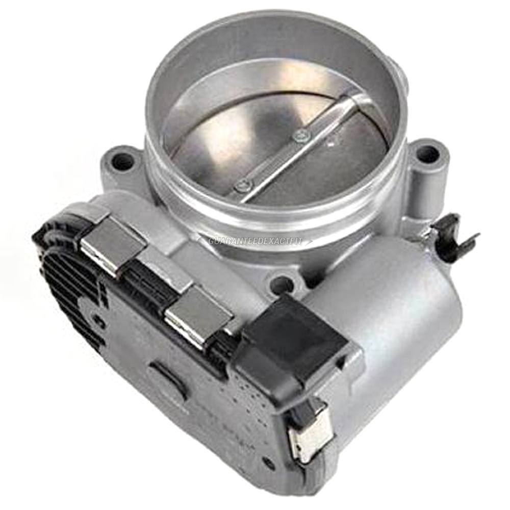 Porsche  Throttle Body
