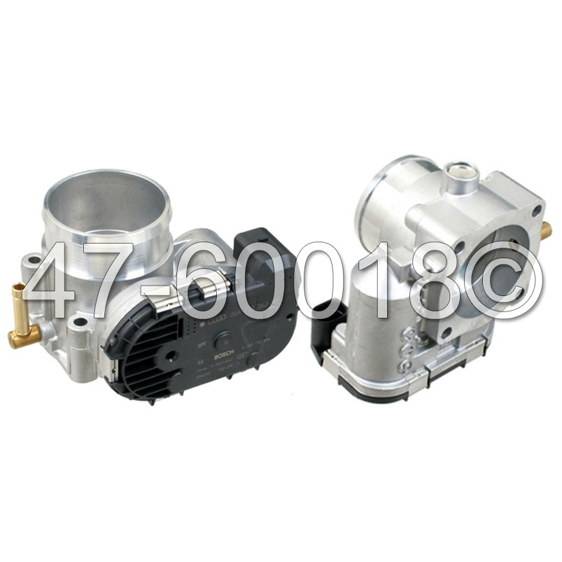 Audi  Throttle Body