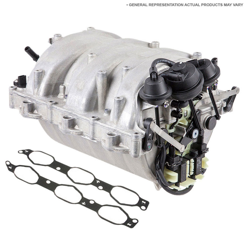 Mercedes Benz SL550 Intake Manifold and Gasket Kit