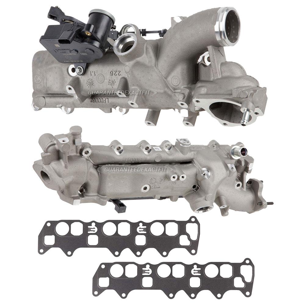Oem oes intake manifold and gasket kits oem for mercedes benz intake manifold and gasket kit solutioingenieria Gallery